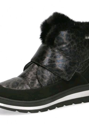 Зимние ботинки Caprice