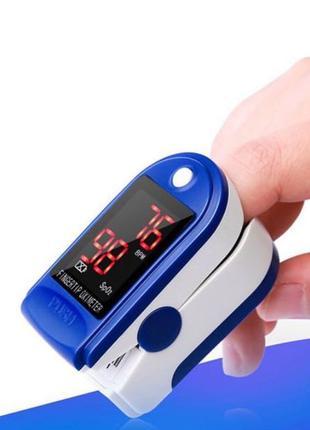 Пульсоксиметр для измерения кислорода в крови, пульсометр
