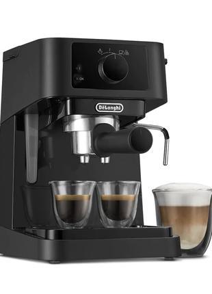 Кофемашина DeLonghi EC230.BK рожковая кофеварка