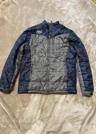 Куртка everlast весна, осень, не холодная зима