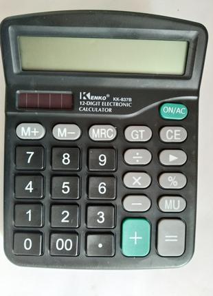 Калькулятор KK 837В-12