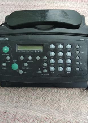 Телефон-факс Philips HFC 171