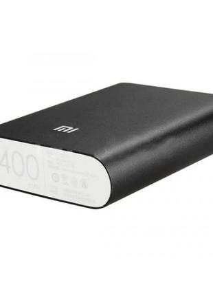 Power Bank Xiaomi Mi 10400 MAh Павербанк Реальные 5200 MAh