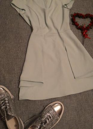 Модельное платье, новая коллекция