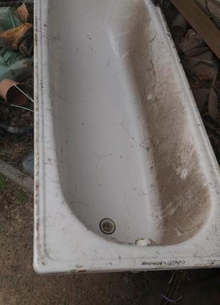 Ванна стальная 170 *70 см