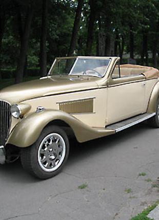 195 Ретро автомобиль Steyr