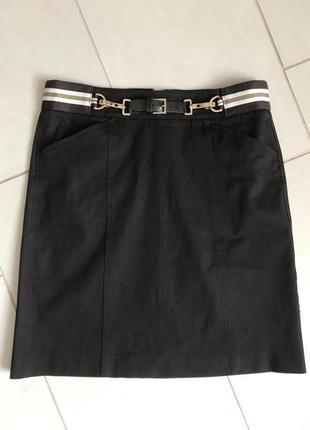 Юбка стильный модный дорогой бренд max mara размер s