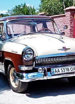 226 Volga Gaz 21 прокат аренда ретро авто