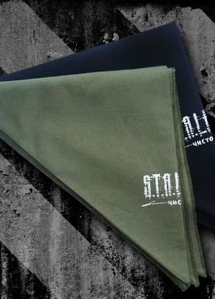 Бандана STALKER: Clear Sky S.T.A.L.K.E.R. Сталкер . Оригинал