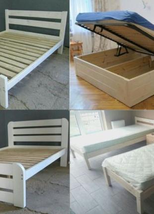 Двуспальная кровать. Двоспальне ліжко.Двухспальная кровать.