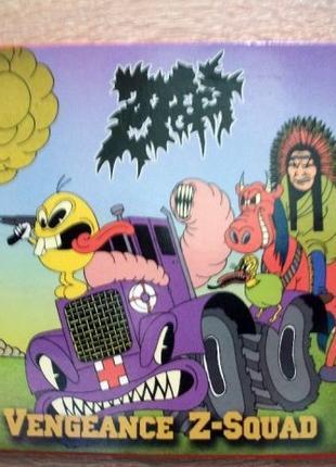 CD Zoebeast - Vengeance Z-Squad. Grindcore / Death Metal