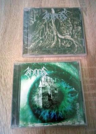 CD Khors: Mysticism, Return To Abandoned цена за два диска Bla...