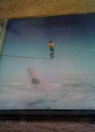 CD фирма Dream Theater - A Dramatic Turn Of Events, Prog Rock
