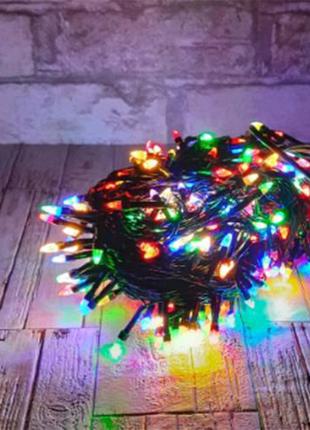 Гирлянда новогодняя Xmas Мультицветная