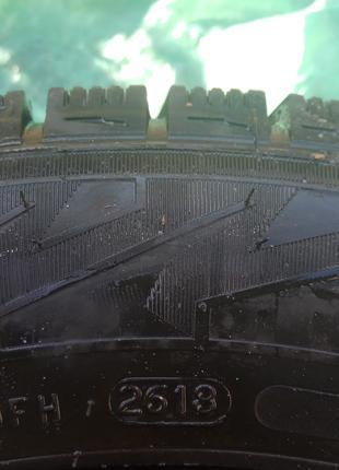 Зимние колёса Nokian на дисках