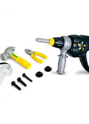 Игрушечный набор инструментов с дрелью Keenway K12762