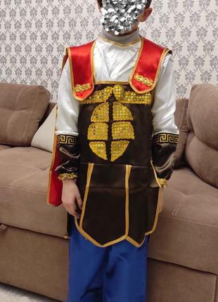 Новогодний детский карнавальный костюм «Римлянин»