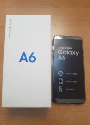 Samsung A600FN-DS Galaxy A6 3/32GB Gold