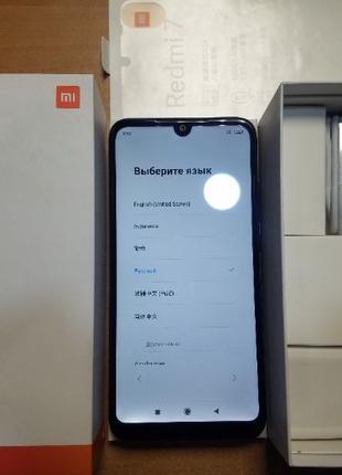 Xiaomi Redmi 7 3+32Gb LTE Dual Blue