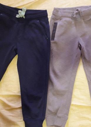 Детские спортивные штаны на мальчика 2 - 3 года blukids демисе...