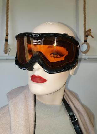 Очки для сноуборда, горнолыжная маска uvex