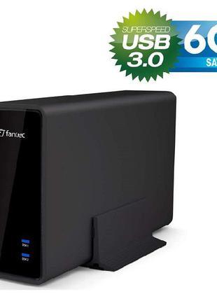 Корпус жесткого диска Fantec 2123 для SATA I / II / III / SSD ...