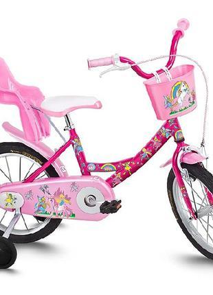 Ровер Велосипед roveco Fairies Детский 16 дюймов