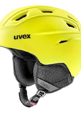 Шлем Шолом uvex fierce, лыжный шлем 59-61 см унисекс