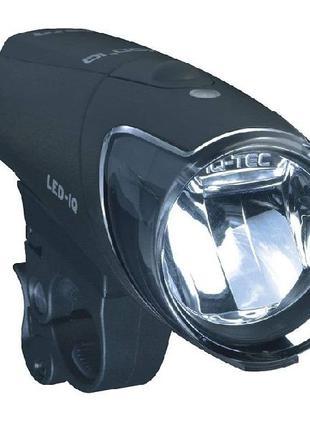 Фара Фанарик Велосипедный фонарь IXON IQ с аккумуляторным свет...