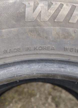 Шины зимние Roadstone производство Корея 195/60 r15