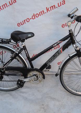 Городской велосипед Reflex 28 колеса 21 скорость