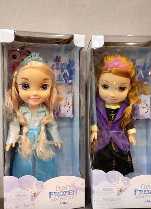 Куклы из мультфильма Холодное сердце