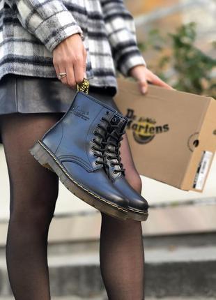 Черевики dr. martens 1460 ботинки