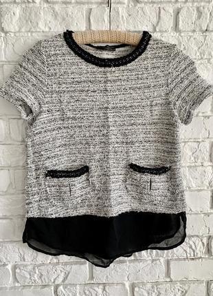 Джемпер блузка