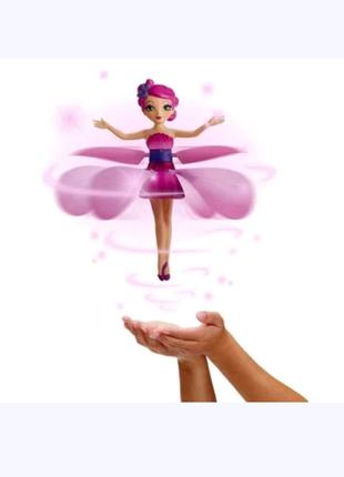 Летающая кукла фея Flying Fairy Летит за рукой Волшебство в детск