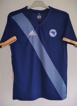 Мужская футболка Adidas (Bosnia and Herzegovina 10-Samir)