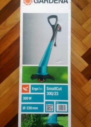 Електротример, газонокосилка, тример Gardena smallCut 300/23, ...