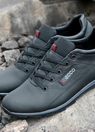 Мужские кожаные туфли кроссовки biom обувь для повседневной носки