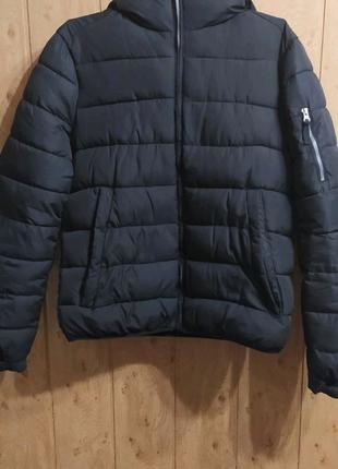 Куртка зимняя Pull & Bear
