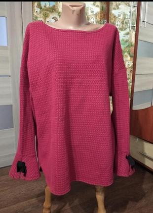 ❤️красивая тепленькая кофта джемпер свитер пуловер