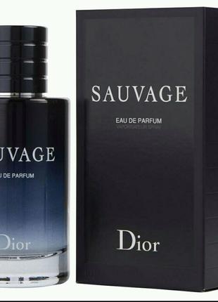 Мужские духи Dior Savage Parfum 100ml