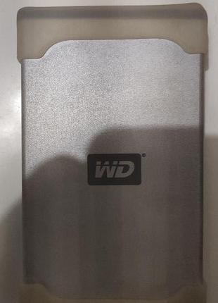 Внешний жесткий диск WD 640GB (WD6400E035-00)