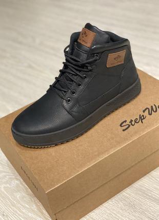 Ботинки/кроссовки натуральная кожа