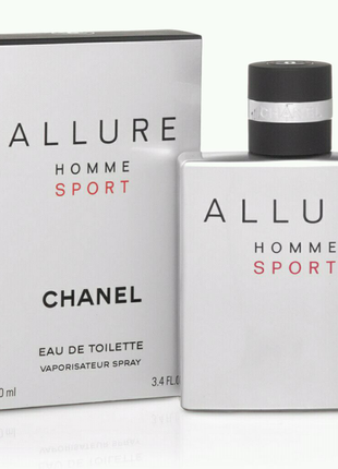 Мужская парфюмерия Chanel Allure Homme Sport 100 ml