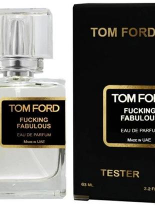 Tom Ford F Fabulous 63ml. Dubai Dutyfree Тестер унисекс