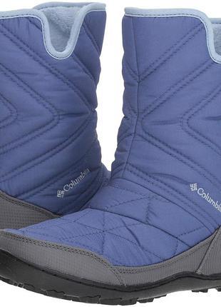 Зимние сапоги columbia waterproof omni-heat , оригинал