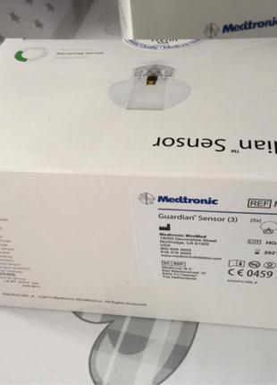 Сенсори Medtronic Guardian 3 link 2 link 640G 670G