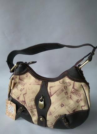 Женская сумка среднего размера, Италия