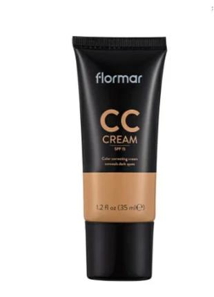 CC крем для лица Flormar 35 ml ANTI-DARK CIRCLES 003