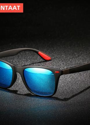 Фирменные солнцезащитные очки zeontaat поляризационные